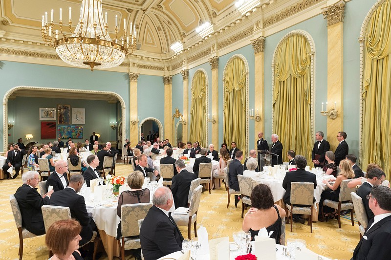 Rideau Hall State Dinner