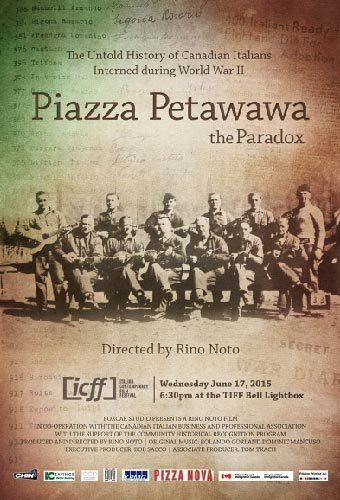 Piazza Petawawa: The Paradox