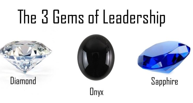 The 3 Gems of Leadership
